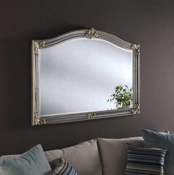 ART254 Stunning Mantle Mirror