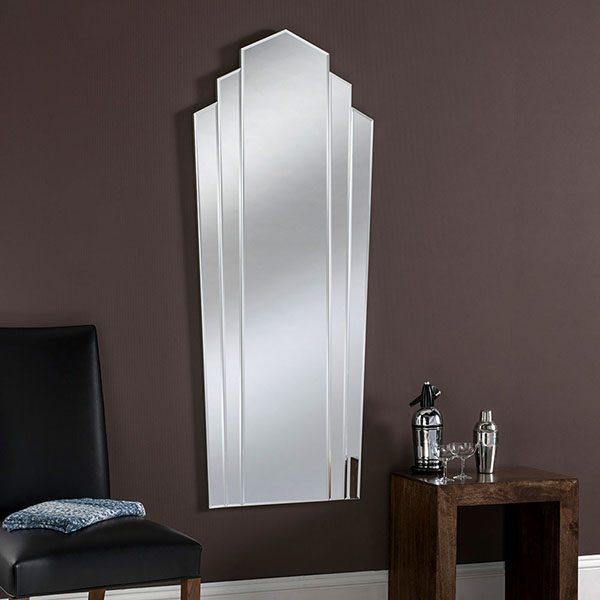 ART338 Full Length Fan Mirror