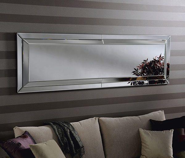 ART417 Silver Mirror