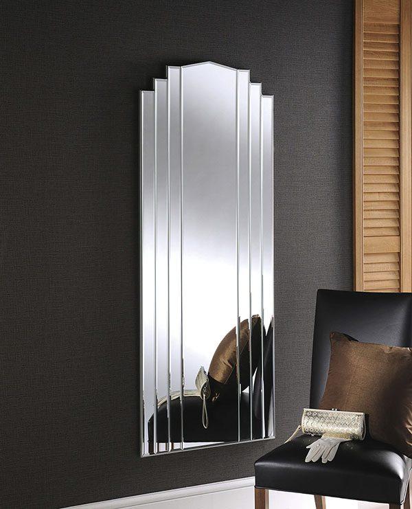 ART42 Ful Length Art Deco Mirror