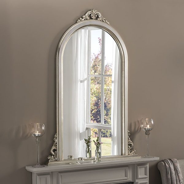 YG94 Overmantle Mirror