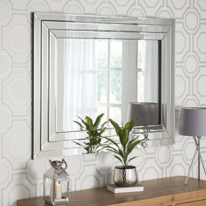 ART25 CAVELLO Art Deco Mirror 119X89CM