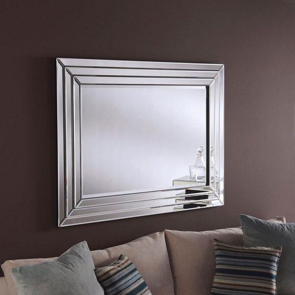 ART25 CAVELLO Art Deco Mirror 36x24