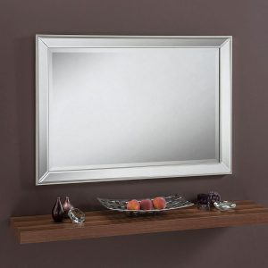 ART585 Contemporary Rectangle Mirror 39X28