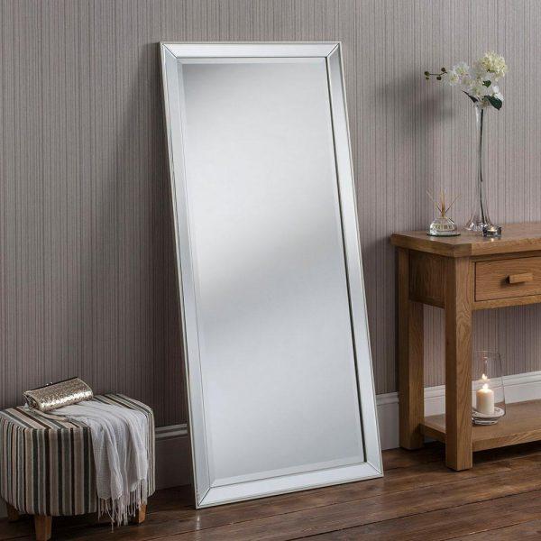 ART585 Contemporary Leaner Mirror 65X29