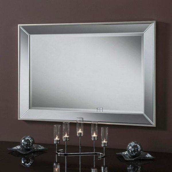 ART590 Contemporary Rectangle Mirror 41X30