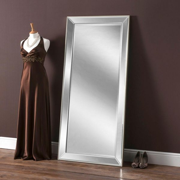 ART590 Contemporary Leaner Mirror 67X31