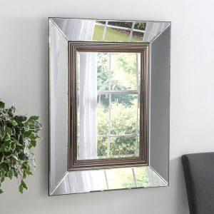 Belgravia art deco mirror