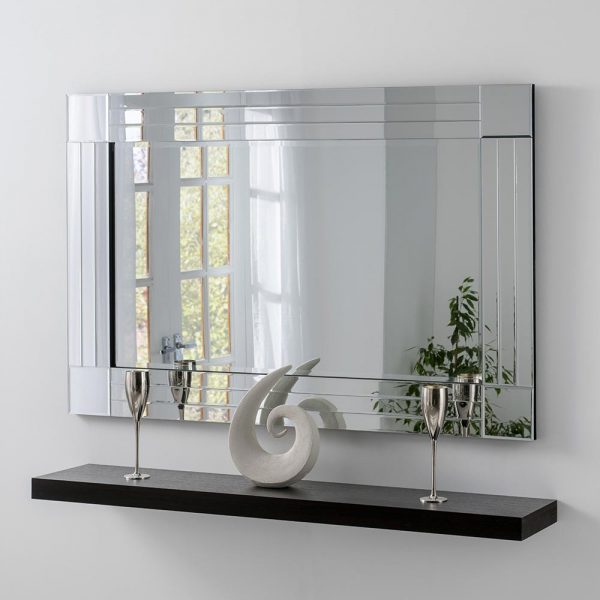 BG06 Triple Bevel Basic mirror 120x80cm