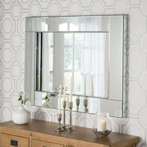 VENICE art deco contemporary mirror