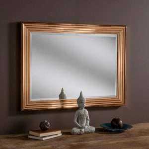 YG219 Rectangle Mirror in Copper
