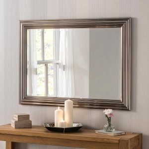 YG701 Rectangle Mirror in Chrome