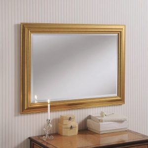 YG778 Rectangle Mirror in GOLD